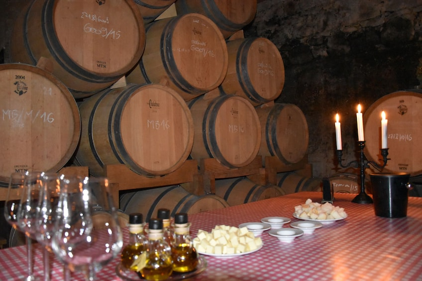 Show item 5 of 8. Hvar Wine Tasting Tour