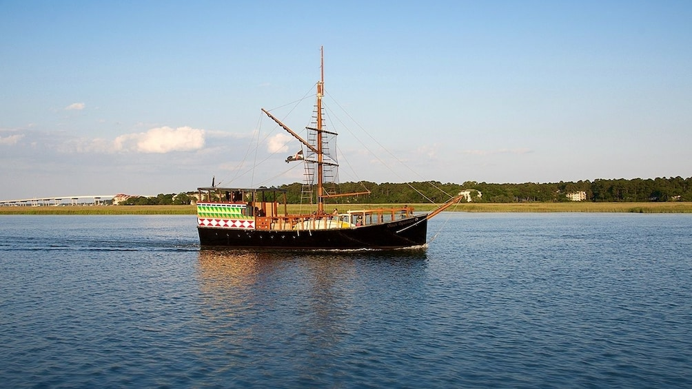 Show item 1 of 8. Hilton Head Island Pirate Cruise