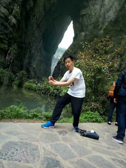 Show item 1 of 6. Chongqing Wulong Exploration Private Day Tour With the Lunch