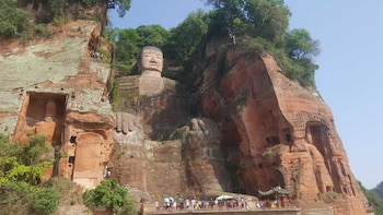 Giant Buddha&Tea Terrace In Lost Town 1 Day Tour