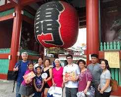 Asakusa Cultural & Street-food Walking Tour