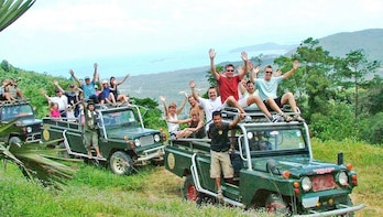 Wild Jeep Safari