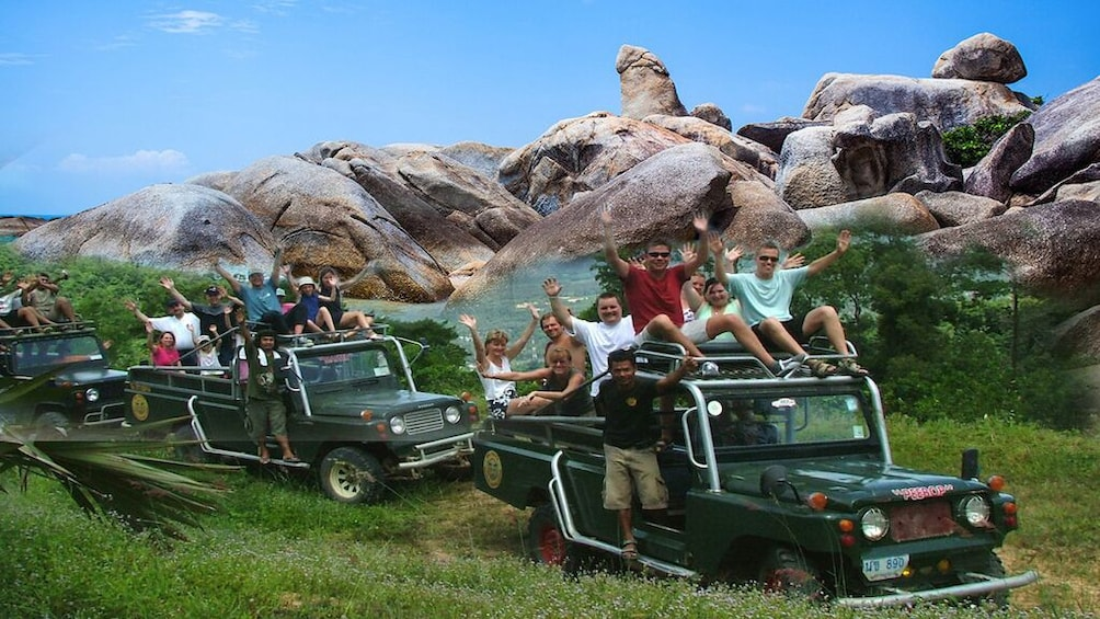 Show item 1 of 10. Wild Jeep Safari