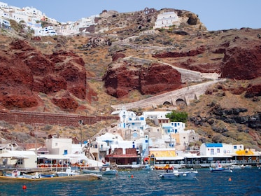Stand Up Paddle Board Experience in Santorini