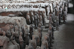 Xi'an Terracotta Warriors & Horses Museum Private Tour