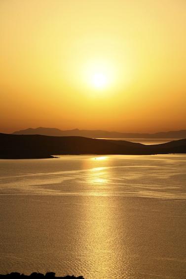 The Delian Sunset Cruise
