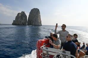 Capri and Anacapri Experience - Guided Tour from Capri