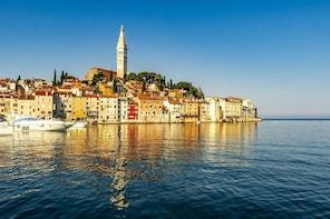 Magical Istria Tour (Pula & Rovinj) from Zagreb