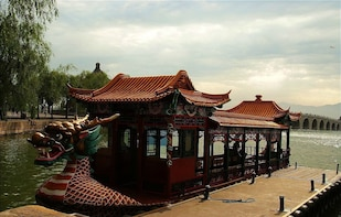 Small Group Beijing Day Tour Plus Boating In Summer Palace