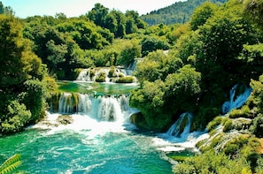 Krka Waterfalls National Park - Day Tour