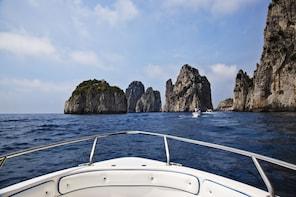 Capri Private Boat Excursion from Minori