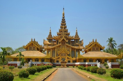 Private Full Day Bago Excursion from Yangon including Pickup