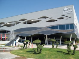 Antalya Aquarium, World's Biggest Tunnel Aquarium