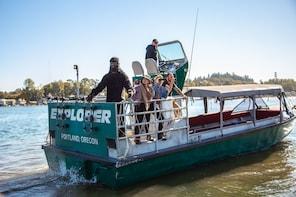Bigfoot Jet-Boat Adventure, Portland To The Columbia Gorge
