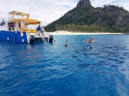 Fiji Day Cruise - Snorkelling, Swimming and Exploring