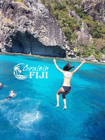 Show item 5 of 6. Fiji Day Cruise - Snorkelling, Swimming and Exploring