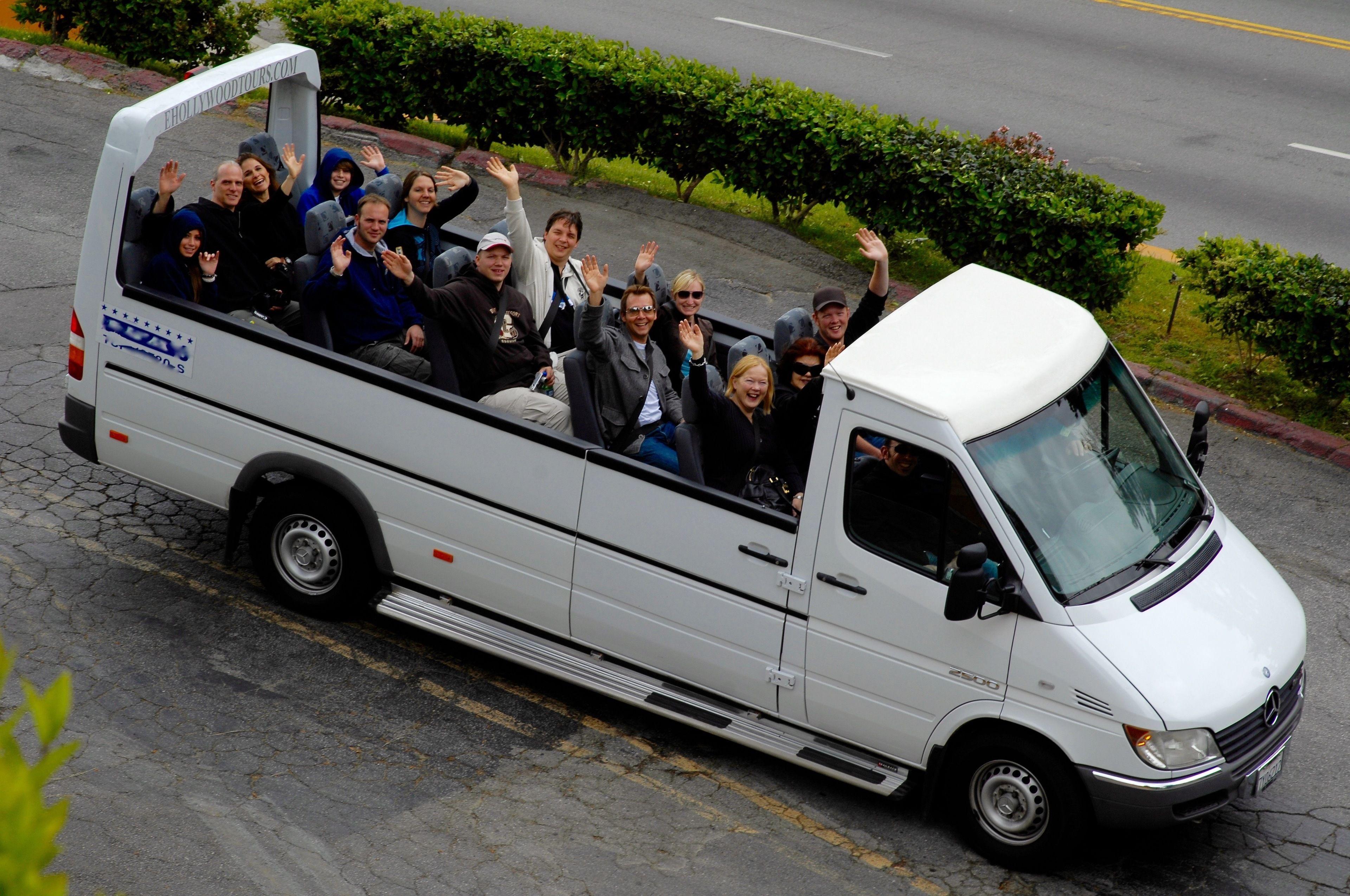 Open Bus Tours