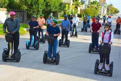 Segway Galveston Magical History Tour