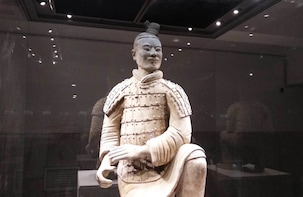 Half Day Xian Terracotta Warriors VIP Group Tour