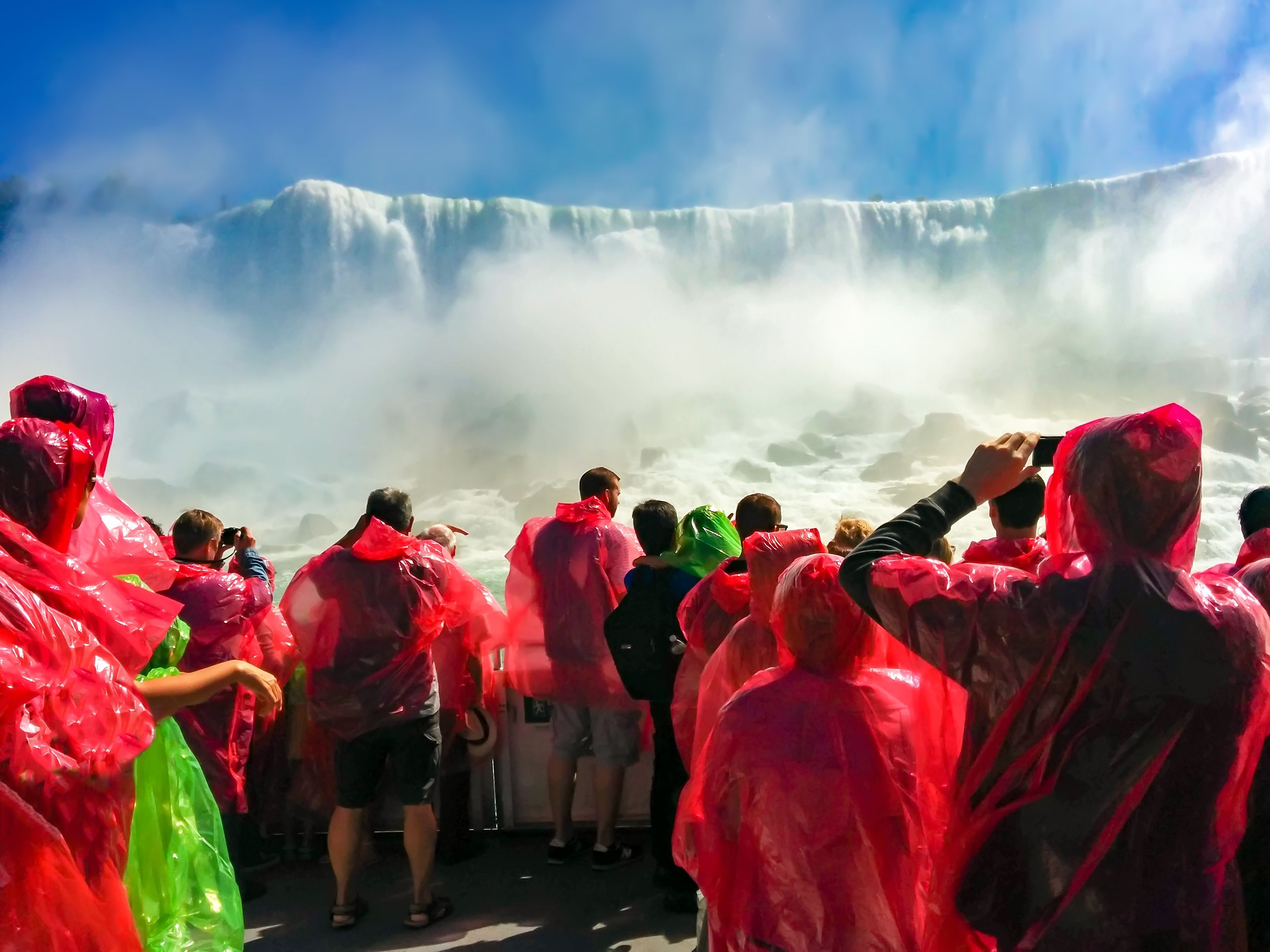 Niagara Falls Half Day Private Tour For Upto 4 People