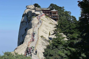 Huashan Mountain Private day Tour from Xi'an