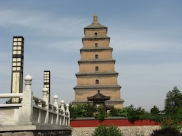 Xi'an Hanyangling and Big Wild Goose Pagoda Private Day Tour