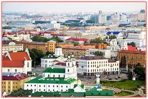 Minsk 3-Hour City Tour