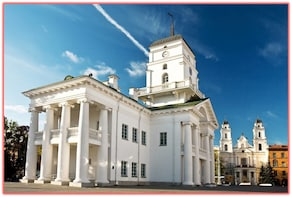 Minsk Private Walking Tour