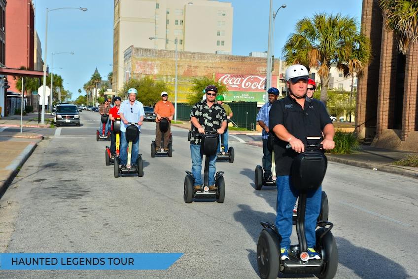 Show item 1 of 2. Segway Galveston Ghost Tour: Haunted Legends