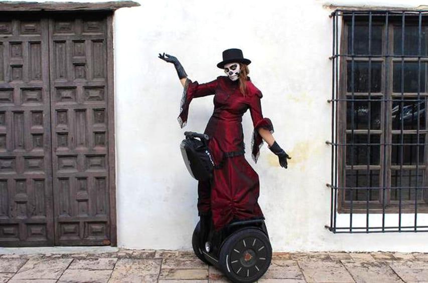 Show item 2 of 2. Segway Galveston Ghost Tour: Haunted Legends