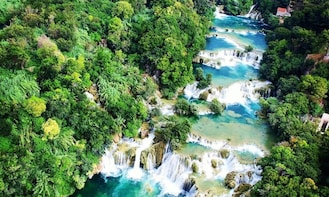 Private transfer Zadar to Dubrovnik with waterfalls Krka
