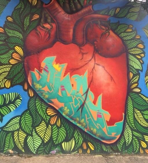 Show item 7 of 7. Private Graffiti City Tour