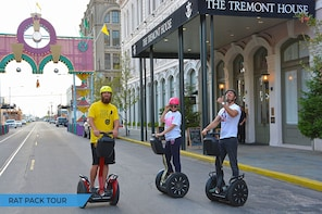 Segway Galveston Rat Pack Tour