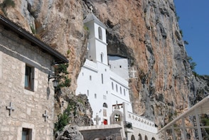 Monastery Ostrog Day Trip from Montenegro