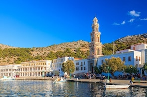 Symi Island Day Trip from Rhodes Including Panormitis Bay