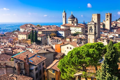 Bergamo, Lake Iseo & Franciacorta