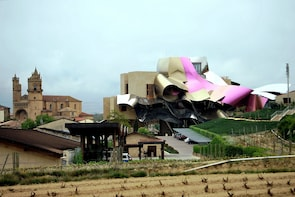 VITORIA & RIOJA WINE REGION WITH WINERY