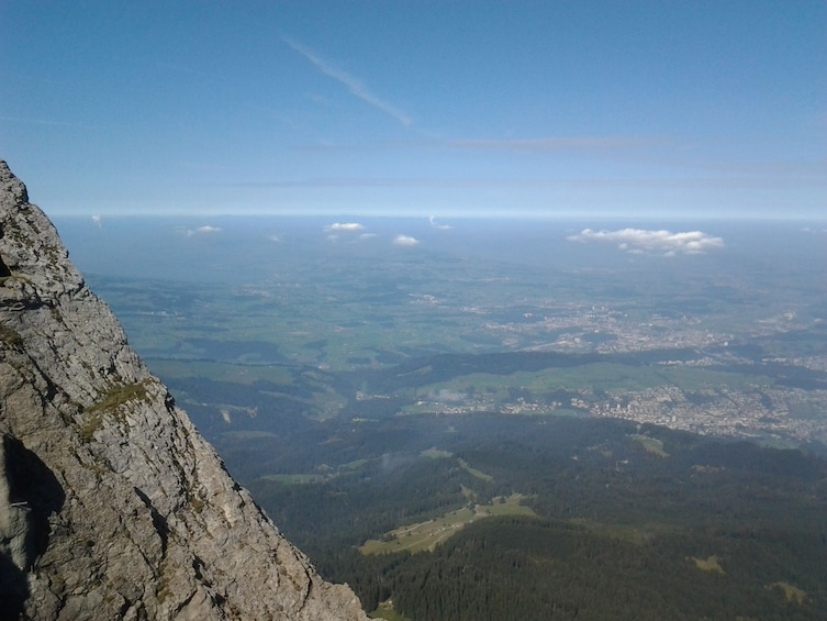 Show item 3 of 10. Mount Pilatus golden round trip & boat cruise from Basel