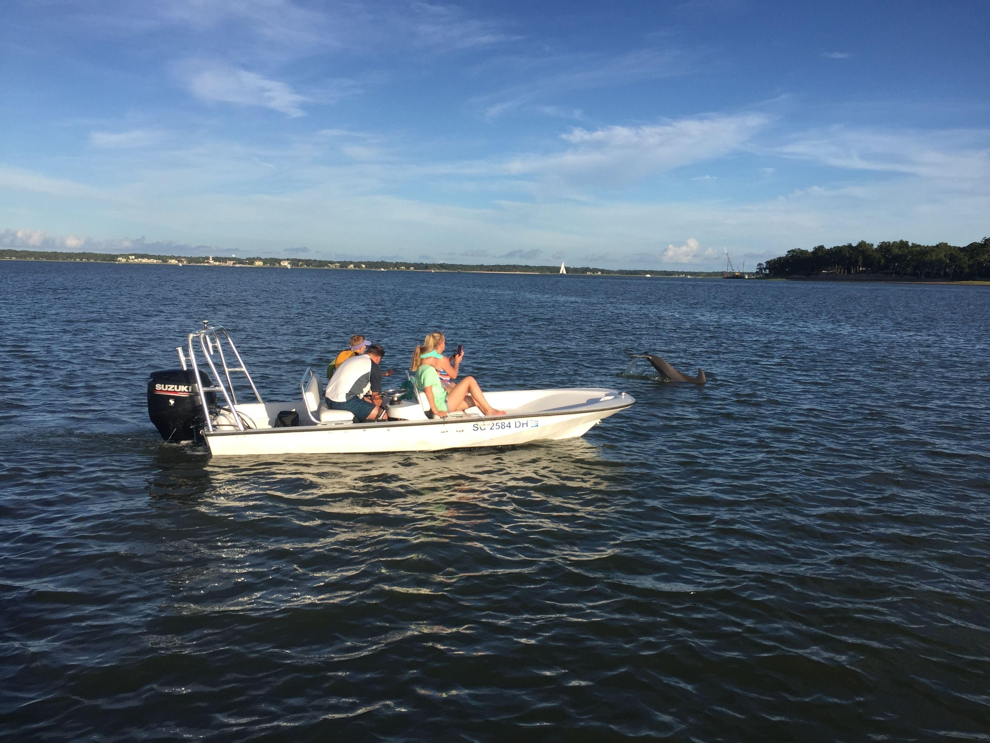 Hilton Head Island Creek Skiff Tour