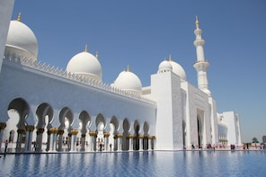 Abu Dhabi all day tour with lunch from Dubai