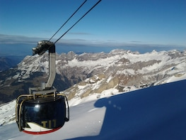 Mount Titlis day tour from Basel