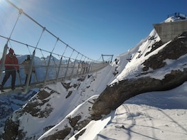 Mount Titlis Glacier Excursion Private Tour from Luzern