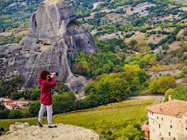 Meteora Full Day from Thessaloniki