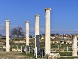 Pella and Vergina Tour from Thessaloniki