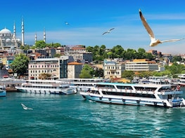 Princes' Islands Ferry: Roundtrip Tickets