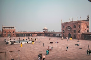 3 Hour Old Delhi Heritage Rickshaw Ride