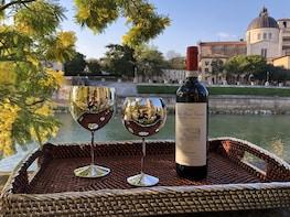 Discover Valpolicella on a Private Riverside in Verona