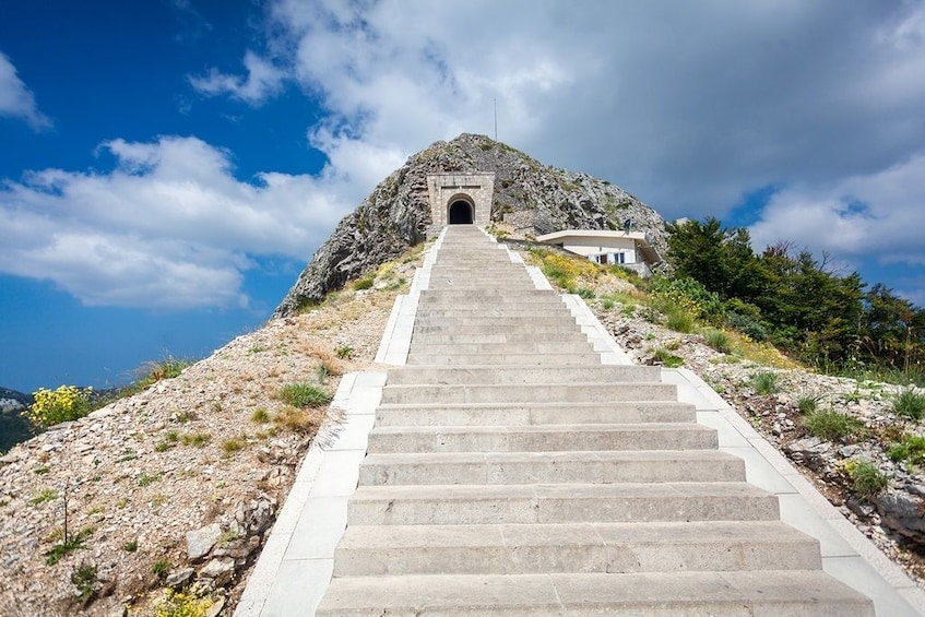Show item 3 of 4. Cetinje and National Park Lovcen Day Trip from Montenegro