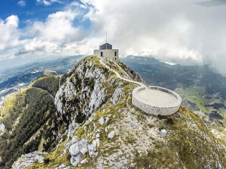 Show item 2 of 4. Cetinje and National Park Lovcen Day Trip from Montenegro