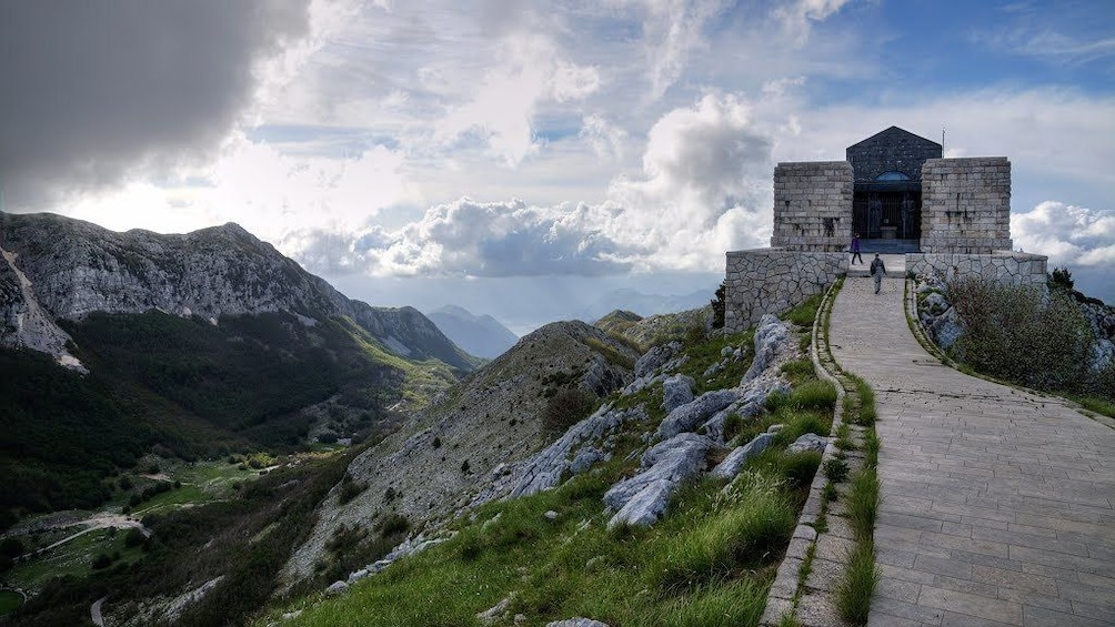 Show item 4 of 4. Cetinje and National Park Lovcen Day Trip from Montenegro